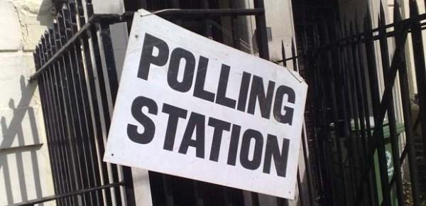 Polling station, photo by secretlondon123