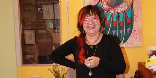 Monica Bodirsky, photo by Jenna Danchuk