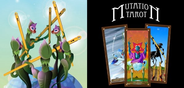 The Mutation Tarot