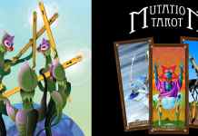 The Mutation Tarot