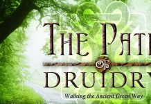 The Path of Druidry, by Billington