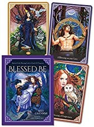 Image Clip of Blessed Be Cards