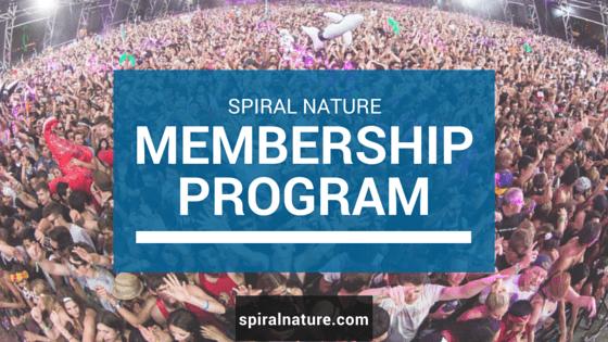 Spiral Nature Membership Program