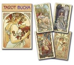 The Tarot Mucha