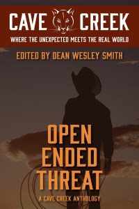 Open Ended Threat cover