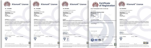 BSI Window and Door Kitemarks Quality Windows and Doors