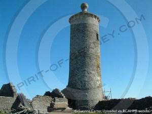 Dennis Head lighthouse. Pic Susanne Carter