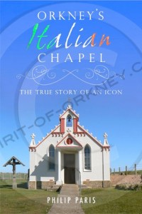 Orkney's Italian Chapel front cover