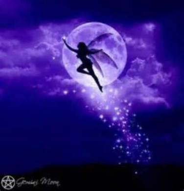 full moon fairy