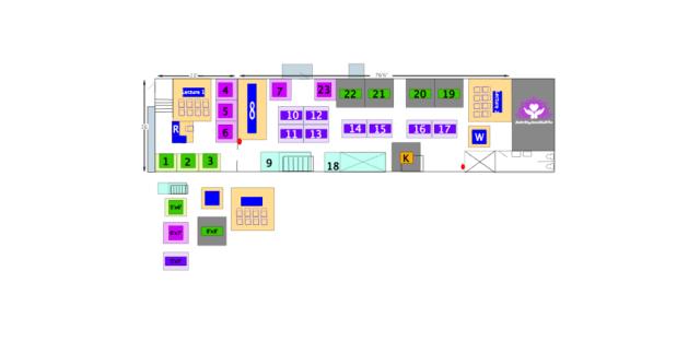 HWNHF Floor Plan