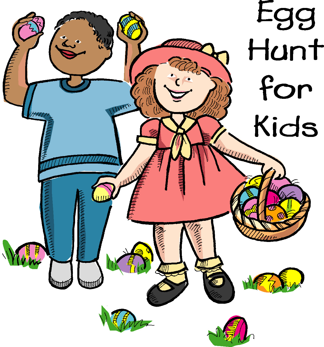 Easter Egg Hunt Lemoore