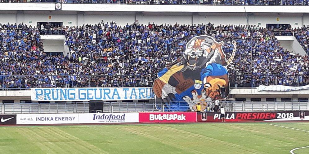Supporter Terbesar Di Liga Indonesia