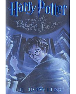 Harry Potter Reread – Order of the Phoenix