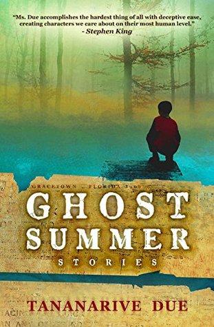 Ghost Summer – Lyrical, Heartbreaking, Creepy Short Stories