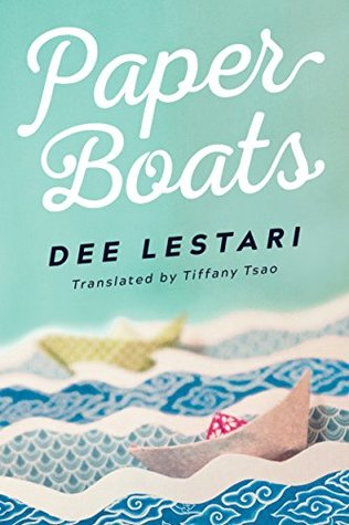 Paper Boats – Indonesian novel for New Adult fans