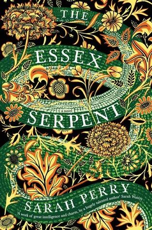 The Essex Serpent – My Total Book Tour Fail
