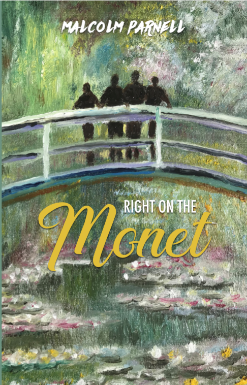 Right on the Monet