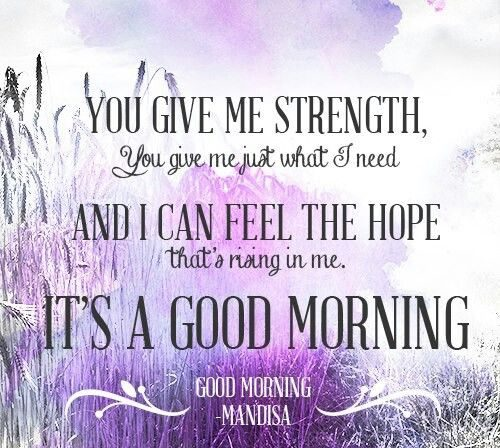 Top Good Morning Quotes