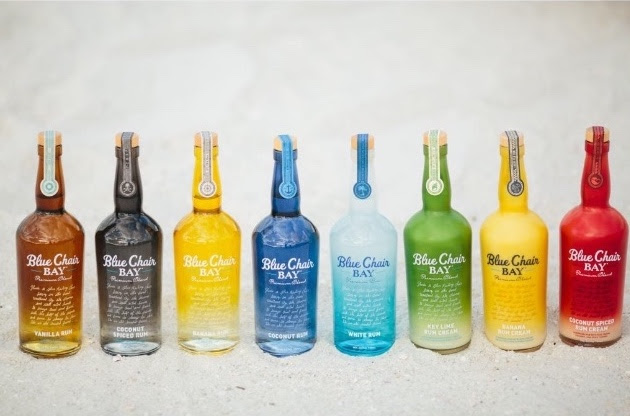 kenny chesney s blue chair bay premium rum commemorates 5th anniversary with new look