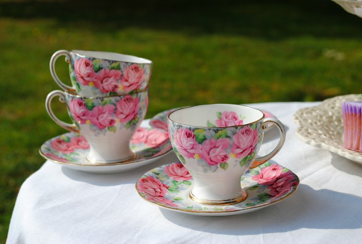 'What Would Irene Do?' Vintage Crockery Shop – A Preview
