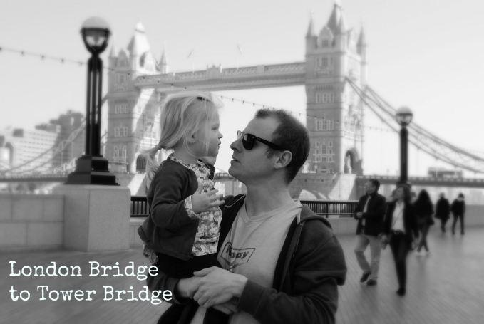 London Bridge to Tower Bridge