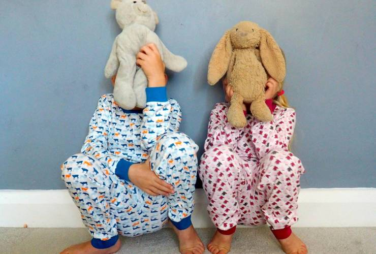 Sense Organic Children's Pyjamas and Giveaway!