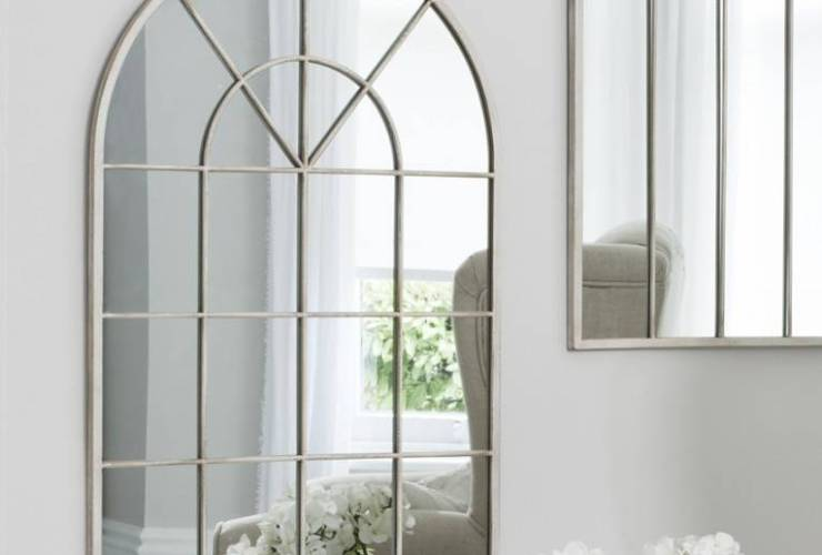 Win! A Stunning Window Effect Mirror from Exclusive Mirrors