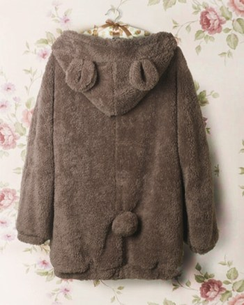 5 Cute and Fluffy Bears on Hoodies With Ears and Why You Need to Grab One
