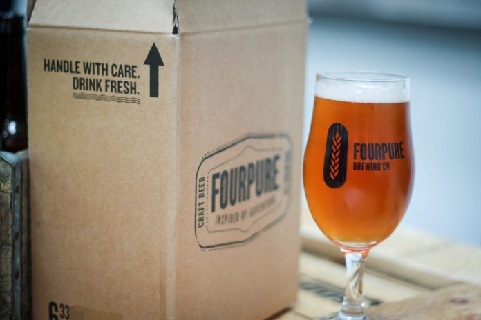 Fourpure beers - alcohol delivery Singapore