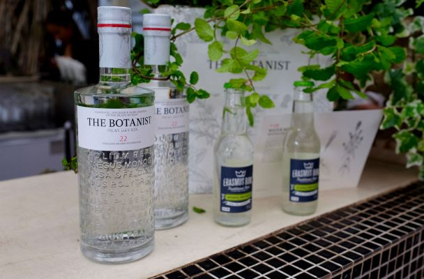 The Botanist plants itself firmly in Singapore - SPIRITED/SG