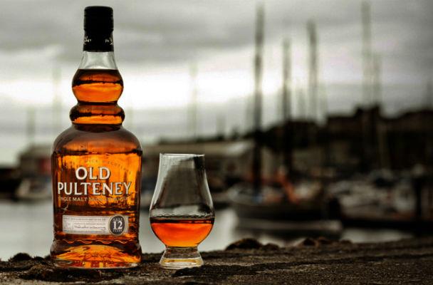 Highlands malt whisky trail dinner