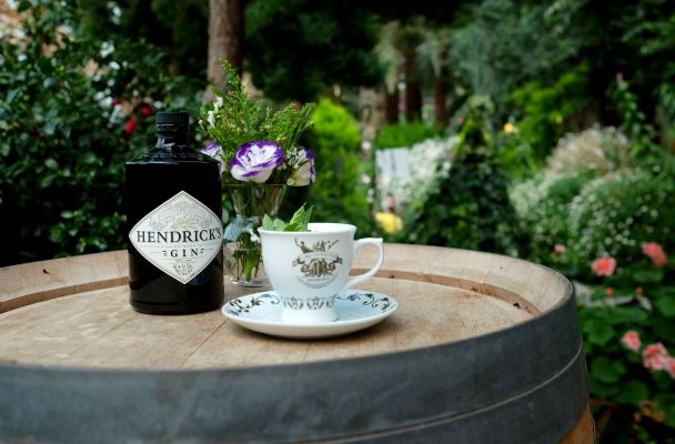 Hendrick\'s Gin to seed Pollen with a touch of its botanical ...