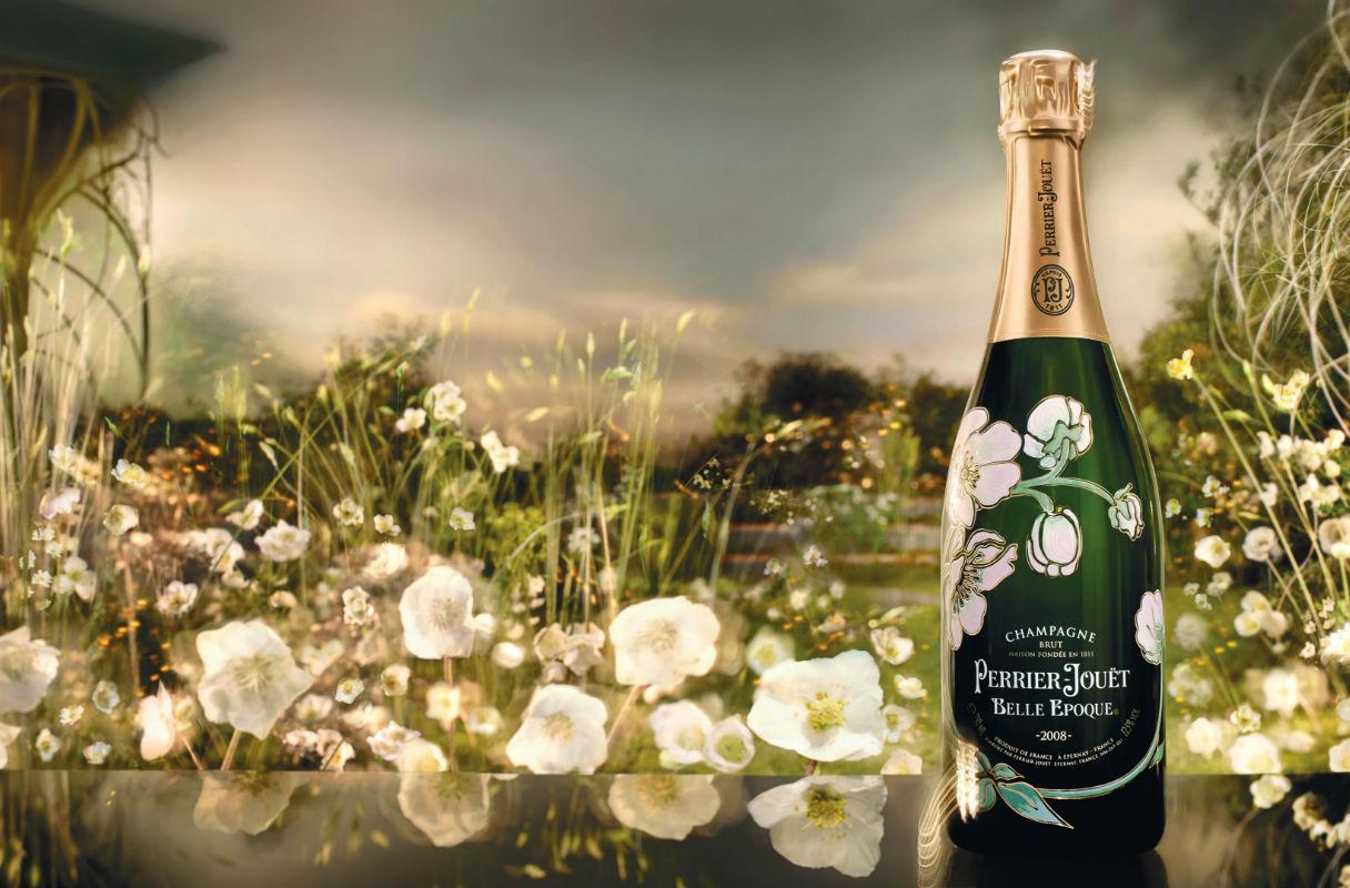 Perrier Jouët Champagne x Caviar