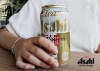 Clear Asahi Winter