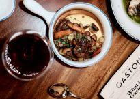 Gaston beef bourguignon wine