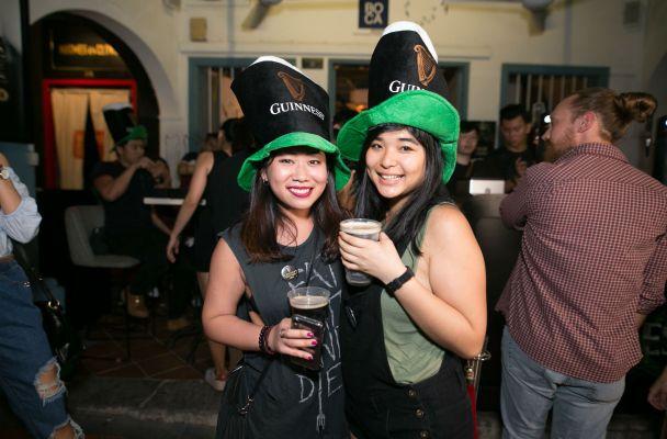 Guinness All Hail Patricks