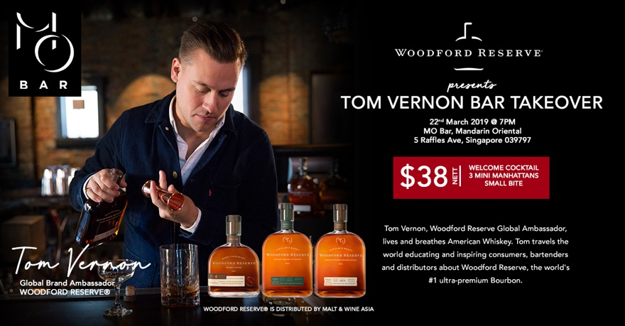 Woodford Reserve takeover
