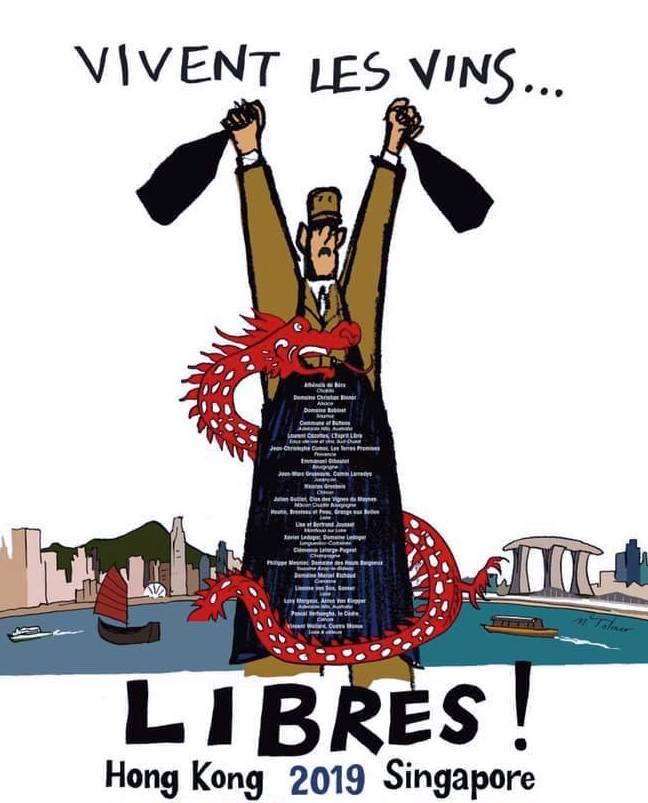 Vivent Les Vins Libres Singapore