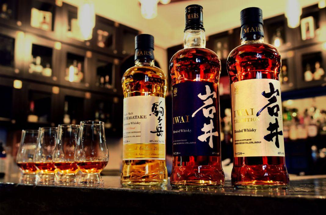 mars whisky iwai
