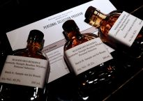 Woodford Reserve Singapore Barrel Selection