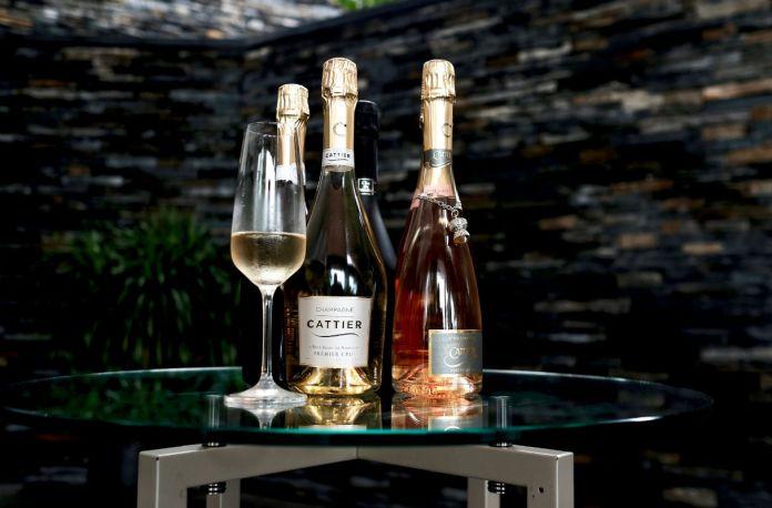 Champagne Cattier