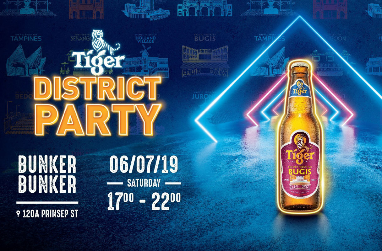 Tiger District Party