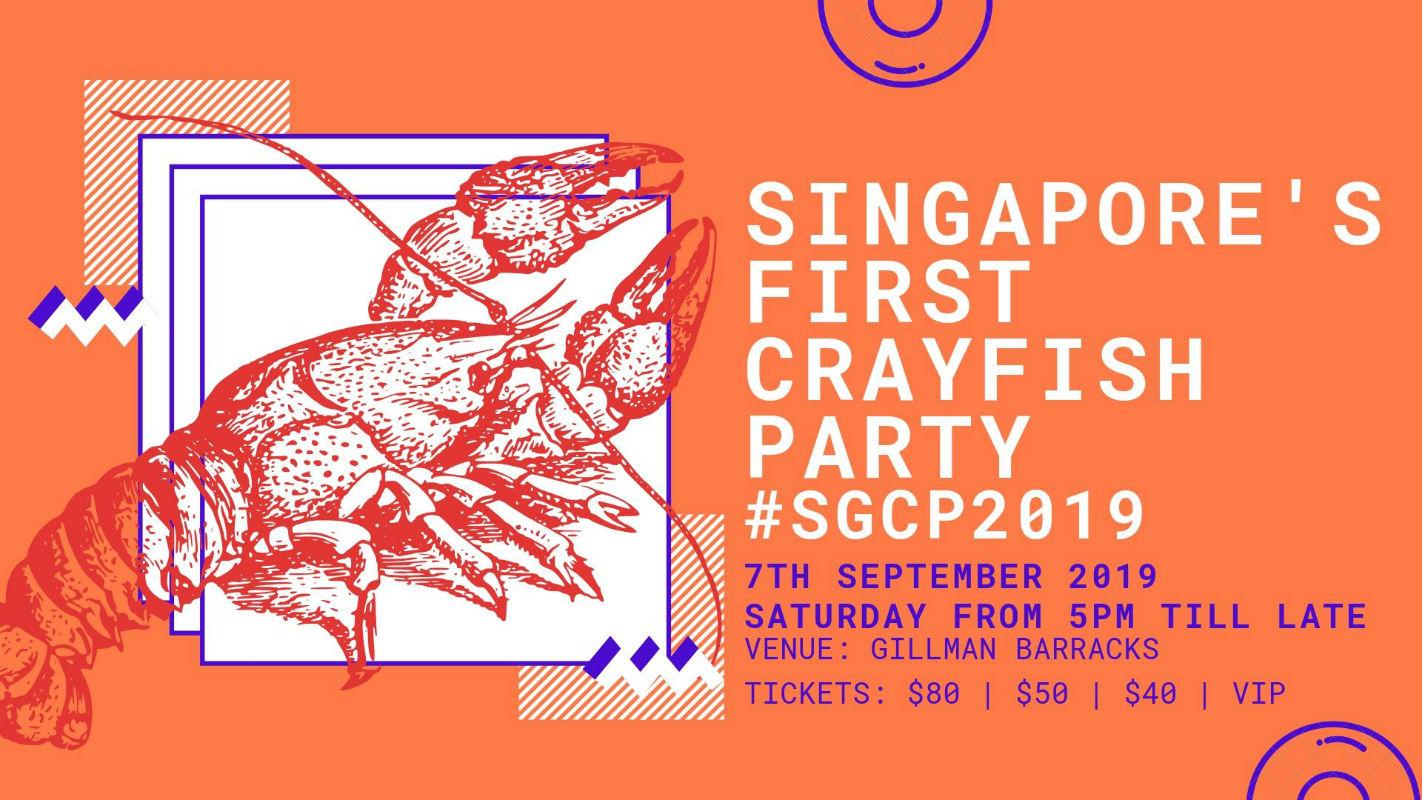 Singapore Crayfish Party