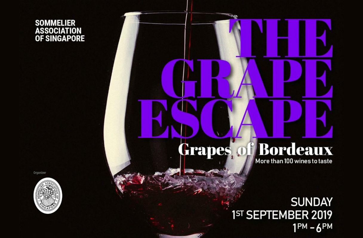 The Grape Escape 2019
