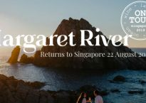 Margaret River on Tour Showcase Evening