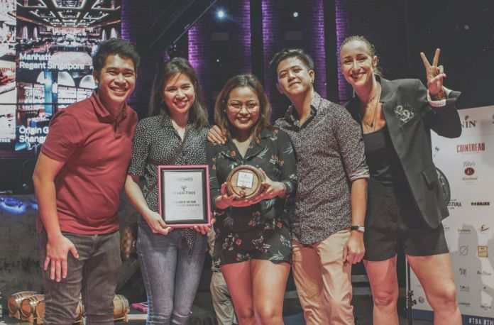 The Bar Awards Singapore 2019 - Manhattan