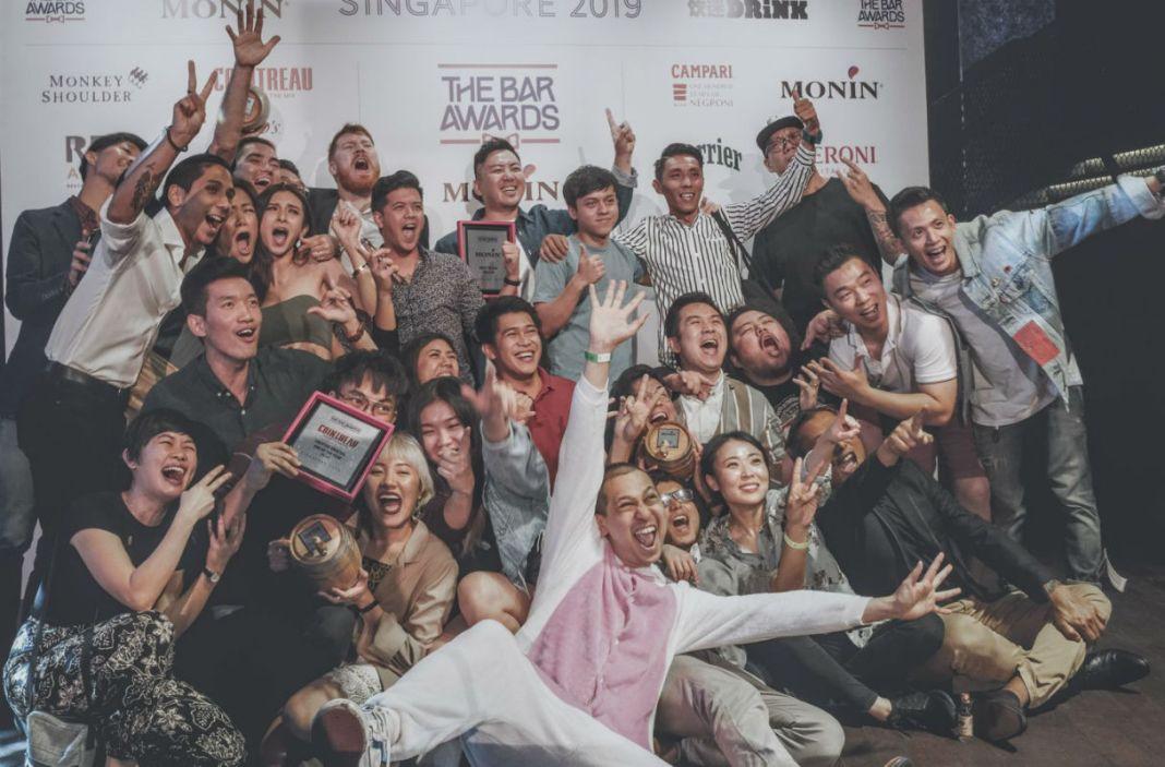 The Bar Awards Singapore 2019 winners
