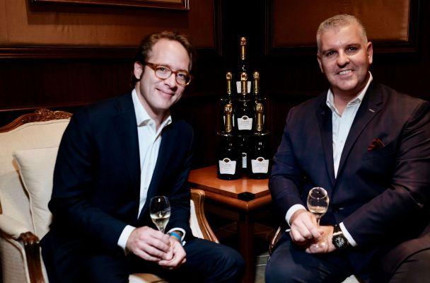 SIA taittinger comtes de champagne