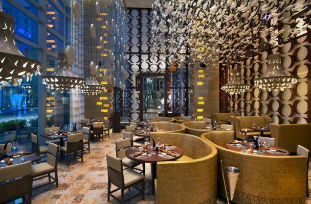 Skirt top Singapore fine dining restaurant TripAdvisor Travellers' Choice Awards 2019