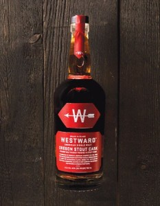 Westward Whiskey Oregon Stout Cask